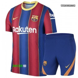 Barcelona Home Kit 2020 21 of MESSI