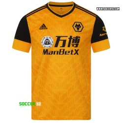 Wolves Home Jersey 2020/21
