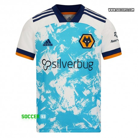 Wolves Away Jersey 2020/21