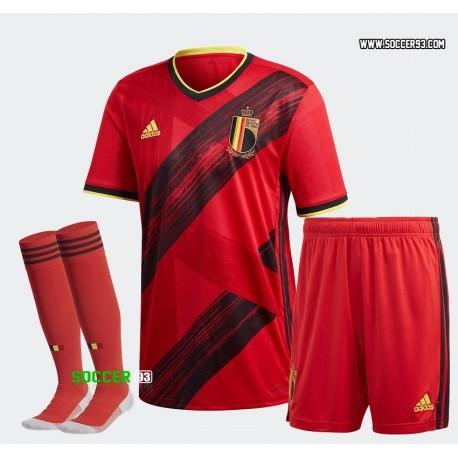 Belgium Home Uniform 2020