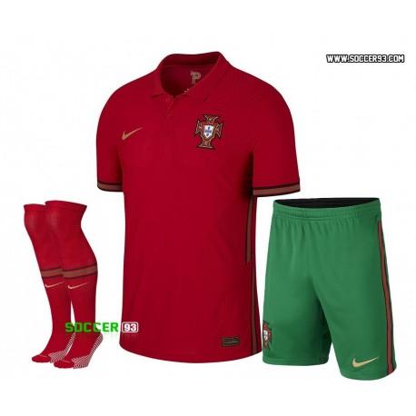Portugal Home Uniform 2020