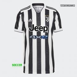 Juventus Home Jersey 2021 22 of RONALDO