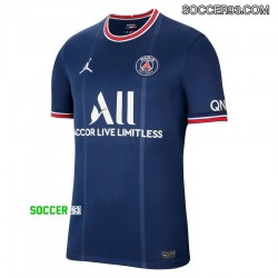 PSG Home Jersey 2021 22 of MESSI