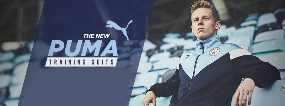 DISCOVER OUR TRAINING SUITS